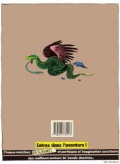 Verso de Jehanne d'Arc -2- Tim Galère