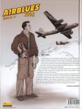 Verso de Jack Blues -3- Airblues 1948 (Épisode 2)