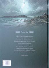 Verso de Quand souffle le vent des îles