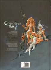 Verso de Les guerrières de Troy -1- Yquem le généreux