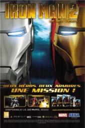Verso de Marvel Saga (1re série - 2009) -6- La mort en sursis