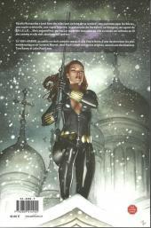 Verso de Veuve Noire (100% Marvel) -1- Une mort annoncée