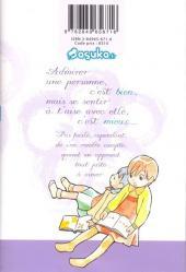 Verso de Fleurs bleues -2- volume 2