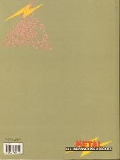 Verso de Le prisonnier des étoiles -2- Le dôme des plaisirs