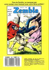 Verso de Zembla (Spécial) -102- Numéro 102