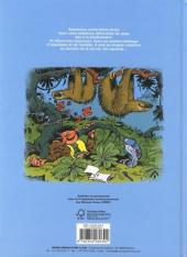 Verso de Gaston (Hors-série) - La biodiversité selon Lagaffe