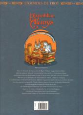Verso de L'expédition d'Alunÿs - L'Expédition d'Alunÿs