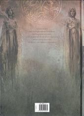 Verso de Merlin - Le Prophète -1- Hengist