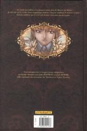 Verso de Alice au Pays des Merveilles (Awano/Reppion/Moore) -2- De l'autre côté du miroir