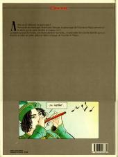 Verso de Balade au Bout du monde -3a86- Le bâtard
