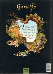 Verso de Garulfo -1- De mares en châteaux