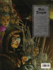 Verso de Moi, Dragon -1- La Fin de la Genèse