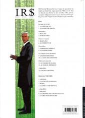 Verso de I.R.$ -12- Au Nom du Président