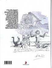 Verso de Le chapeau de Rimbaud