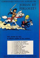 Verso de Johan et Pirlouit -5a- Le serment des vikings