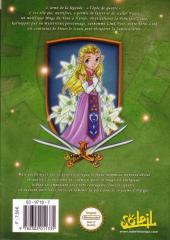 Verso de Legend of Zelda (The) -8- Four Swords Adventures 1