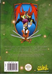 Verso de Legend of Zelda (The) -9- Four Swords Adventures 2