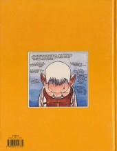 Verso de L'encyclopédie des bébés -3- Psychanalyse du nourrisson