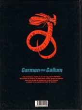 Verso de Carmen Mc Callum -3- Intrusions