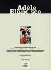 Verso de Adèle Blanc-Sec (Les Aventures Extraordinaires d') (France Loisirs) -INT2- Tomes 4,5 & 6