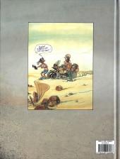 Verso de Les mémoires d'un motard -3- Quand je serai grand, je ferai le tour du monde