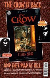 Verso de Crow (The): Dead Time -3- No Mercy