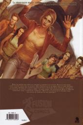 Verso de Buffy contre les vampires - Saison 08 -6- Retraite