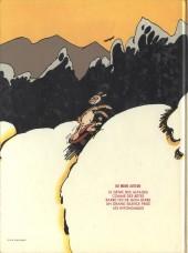 Verso de Le génie des Alpages -5- Les intondables