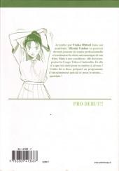 Verso de Happy! (Urasawa) -2- Pro debut!!