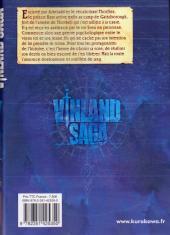 Verso de Vinland Saga -7- Tome 7