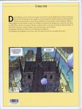 Verso de Les eaux de Mortelune -8- La mort de Nicolas