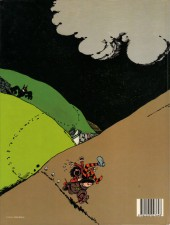 Verso de Le génie des Alpages -8- Dans les nuages