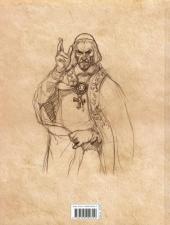 Verso de Le scorpion -4TL- Le Démon au Vatican