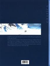 Verso de Mont-Blanc - Le Royaume de la Déesse Blanche