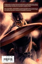 Verso de Captain America (100% Marvel) -4- Théâtre de guerre