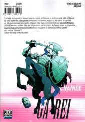 Verso de Ga-Rei - La bête enchaînée -6- Vol. 6