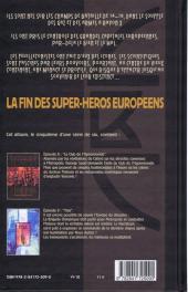 Verso de La brigade Chimérique -5- Le Club de l'Hypermonde - Tola