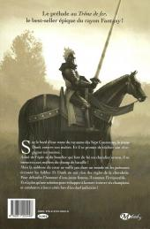 Verso de Le chevalier errant -1- Le Chevalier errant