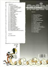 Verso de Léonard -20c2000- Ciel, mon génie !
