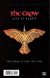 Verso de Crow (The): Flesh & Blood -1- Flesh & Blood 1