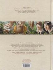 Verso de Le voyage des pères -3- Simon