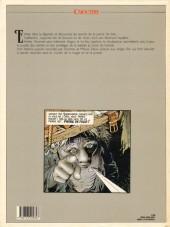 Verso de Balade au Bout du monde -4- La pierre de folie