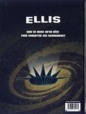 Verso de Ellis Group -HS- Au-delà du portail