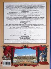 Verso de Loïs -INT- La trilogie Louis XIV