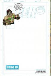 Verso de Gen13 (Editions USA) -INT03- Volume 3