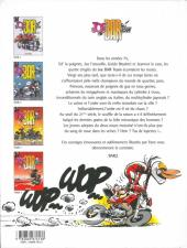 Verso de Joe Bar Team -4- Tome 4