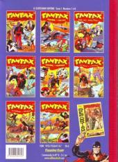 Verso de Fantax (1re série) -INT1- Tome 1 (1946-1947)