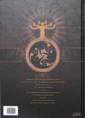 Verso de L'ordre des dragons -0- Tome 0