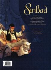 Verso de SinBad -3- Les Ombres du Harem