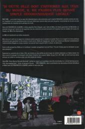 Verso de DMZ -7- Les pouvoirs de la guerre